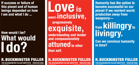 Buckminster-quotes